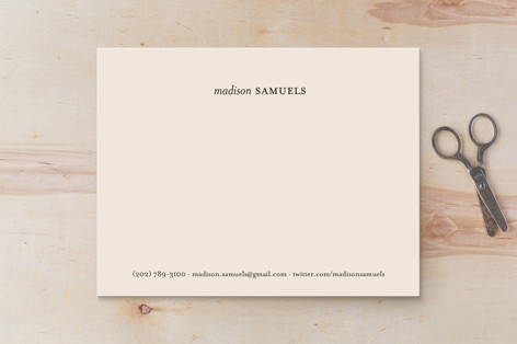 Impressionist Business Stationery