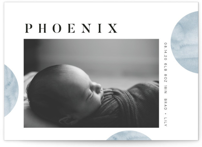 Phoenix Birth Announcements