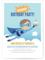 Super Birthday Boy by Tara Lilly Studio