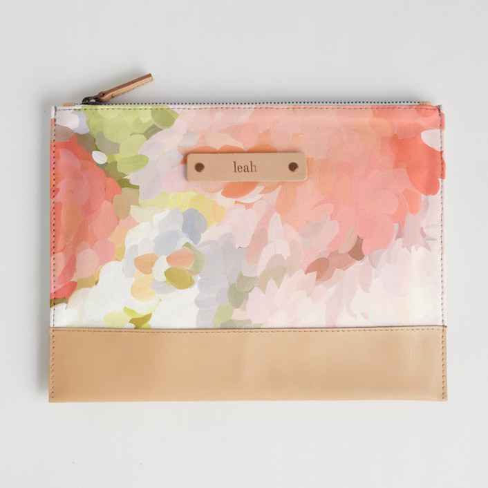 Spring Bloom Casual Clutch, $28