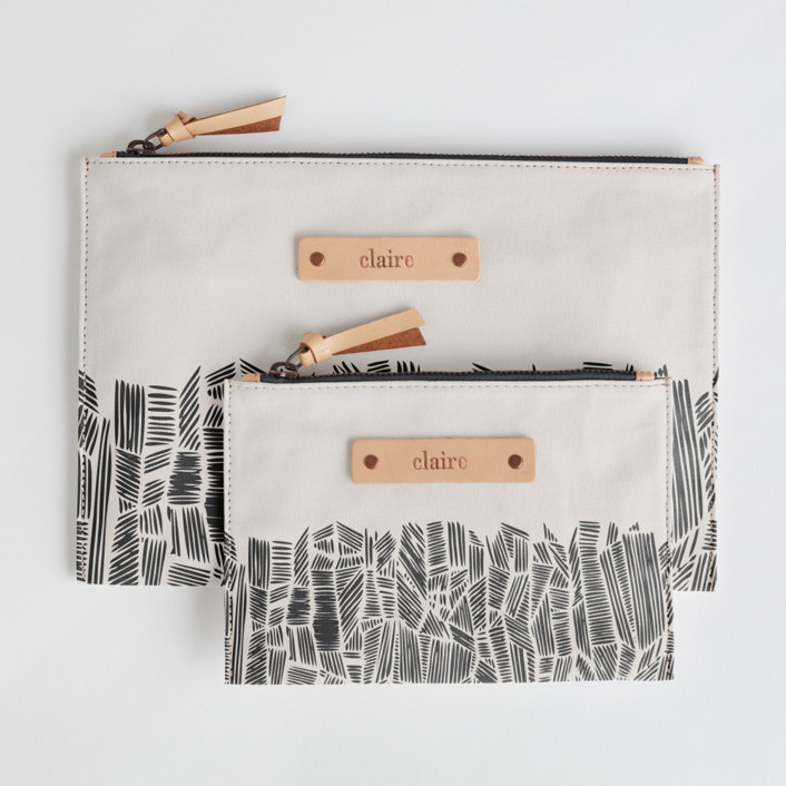 Streetwise Catch-All Fabric Pouch Set