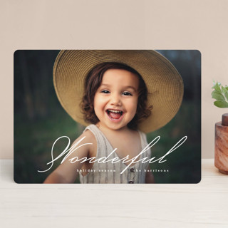 passionate Christmas Photo Cards