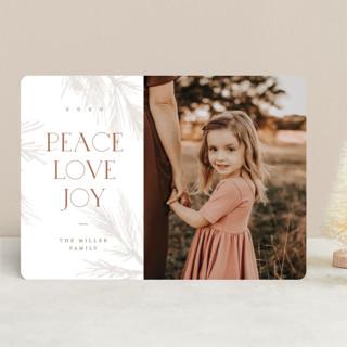 All Peace Christmas Photo Cards