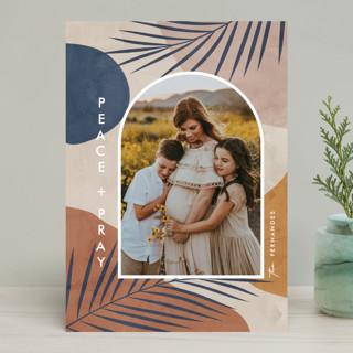 Terracotta Christmas Photo Cards