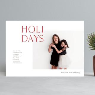 Joyful Edits Christmas Photo Cards