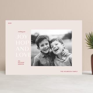 Season for Love Christmas Photo Cards