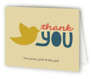Crafted Baptism Baptism and Christening Thank You Cards