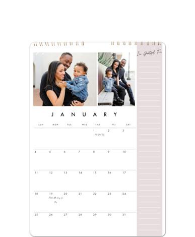 Gratitude Journal Calendars