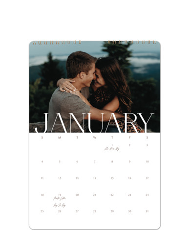 Serenity Calendars