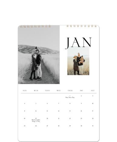 Modern Approach Calendars