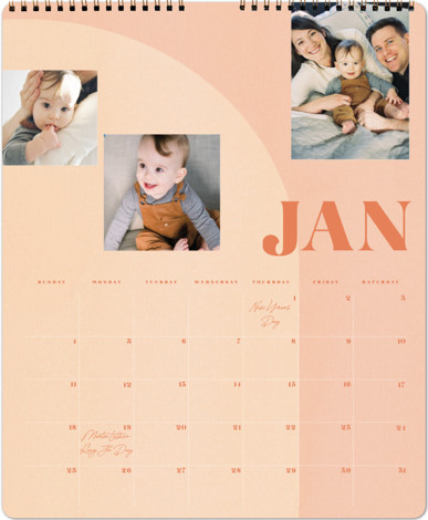 earthtones Calendars