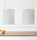 Funky Florals Chandelier Lampshades