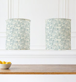 The City Chandelier Lampshades