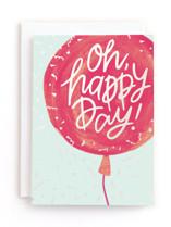 Celebration Balloon Congrats Greeting Cards