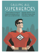 Calling All Superheroes by Jessica Prout