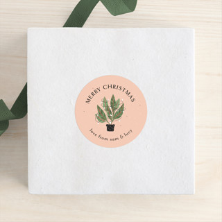 Plant Lady Custom Stickers