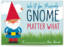Gnome Matter What by Erica Krystek