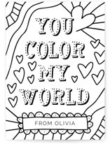 Color My World by Mayflower Press