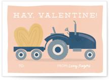 Hay Valentine Classroom Valentine's Day Cards