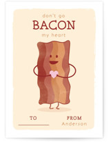 Bacon my heart by Mayflower Press