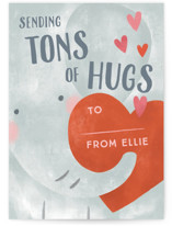 Tons of Hugs by Laura Hankins