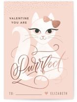 Purrrfect Valentine by Kristen Smith
