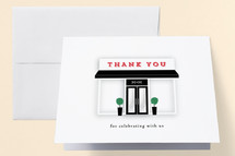 Professional/Charity Thank You Cards