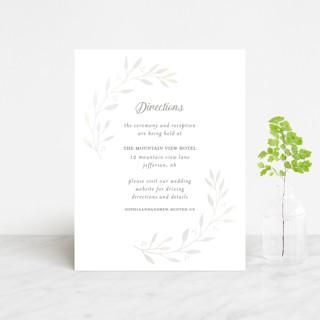 Vineyard Gloss-Press™ Direction Cards