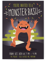 It's A Monster Bash by Tina Kuczaj