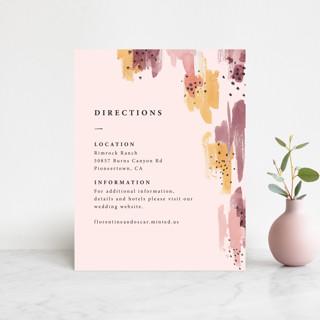 Mod Brush Direction Cards