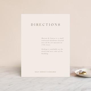 Juniper Direction Cards