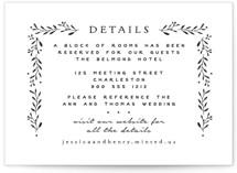 Charleston Direction Cards