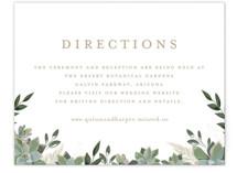 Succulent Surround Direction Cards