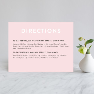AND Direction Cards