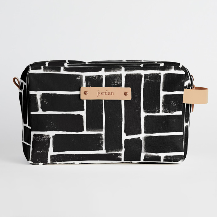 Constructed Dopp Kit, $34