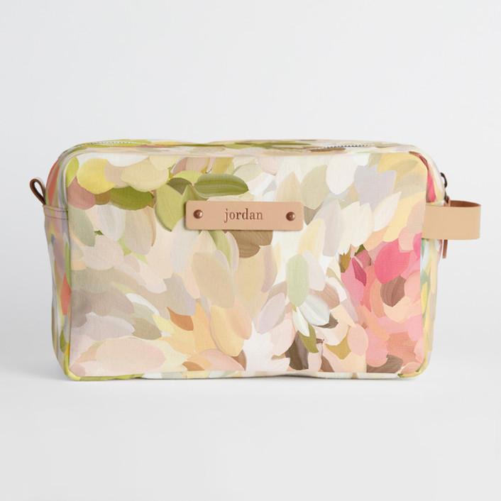 Spring Bloom Dopp Kit