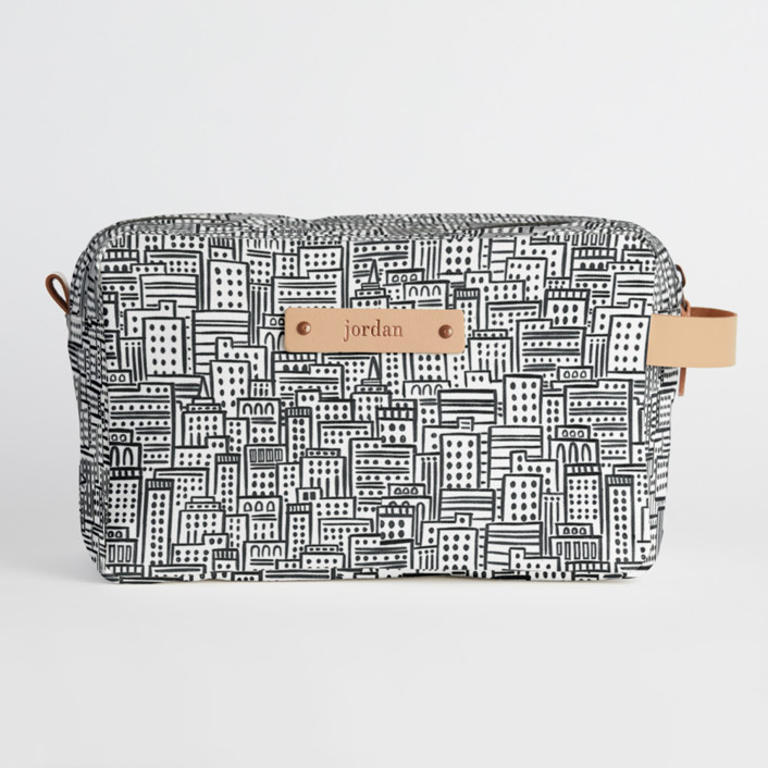 City Dopp Kit, $34
