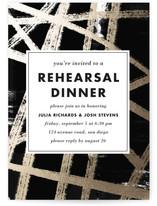 Line Art Rehearsal Dinner Online Invitations