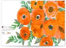 Flower Bouquet Virtual Backgrounds