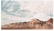 red rock by Kamala Nahas