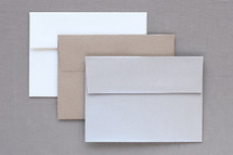 "A7 (5.25"" x 7.25"") Envelopes"