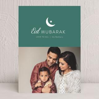 Crescent Moon Eid-ul-Fitr