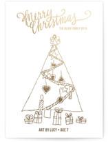 Merry Scriptmas Completely Custom Cards