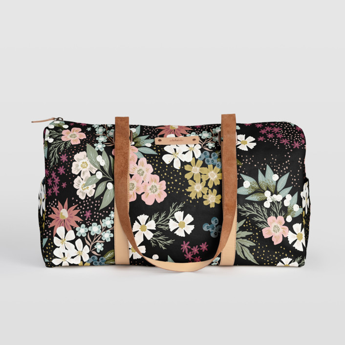 Wildflower Scatter Fillmore Duffle