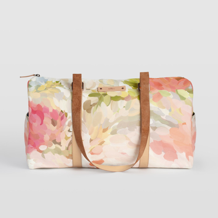 Spring Bloom Fillmore Duffle, $82