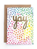 Yay Celebrate Foil-Pressed Kid's Birthday Greeting Cards