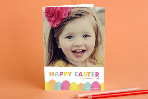 Easter Kaleidoscope Easter Greeting Cards