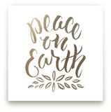 Peace on Earth by Sam Dubeau