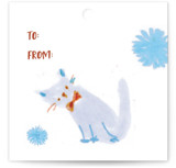 Doodle Cats Gift Tags