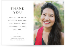Graduation Gratitude by Up Up Creative